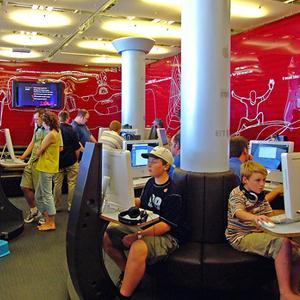 Интернет-кафе Нахабино