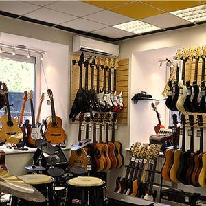 Музыкальные магазины Нахабино