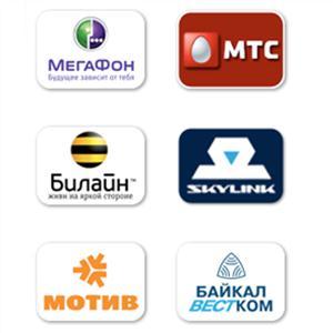 Операторы сотовой связи Нахабино