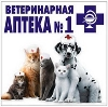 Ветеринарные аптеки в Нахабино