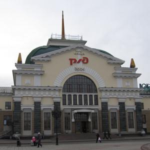 Железнодорожные вокзалы Нахабино